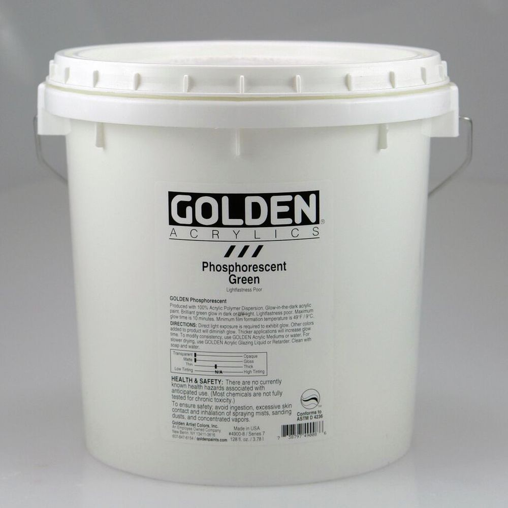 Golden Fluid Acrylfarbe 3,78l Eimer PG 8