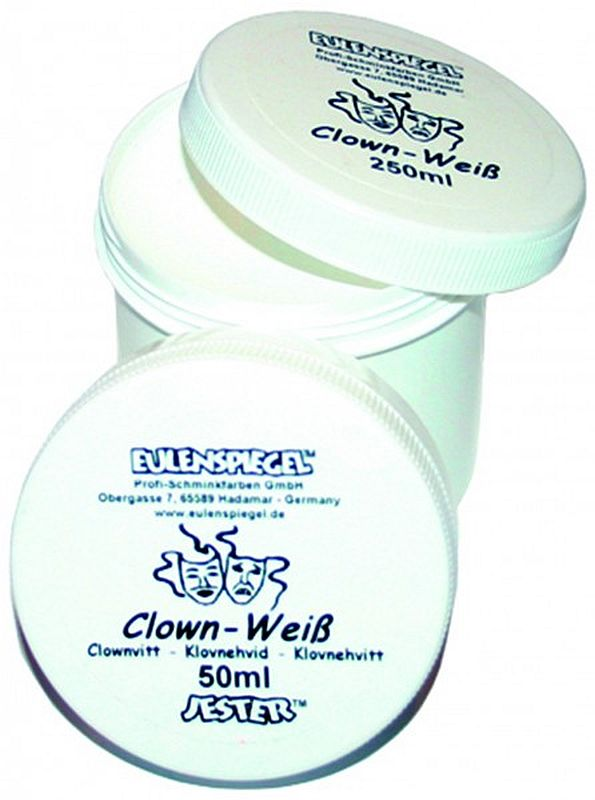 Clownweiss 50ml Dose