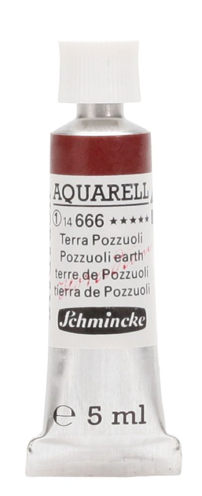 Schmincke Horadam Aquarellfarbe 5 ml Tube PG 1