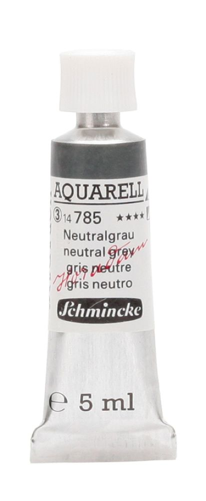 Schmincke Horadam Aquarellfarbe 5 ml Tube PG 3
