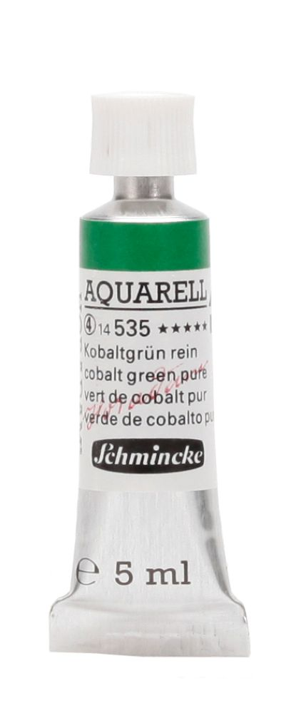 Schmincke Horadam Aquarellfarbe 5 ml Tube PG 4