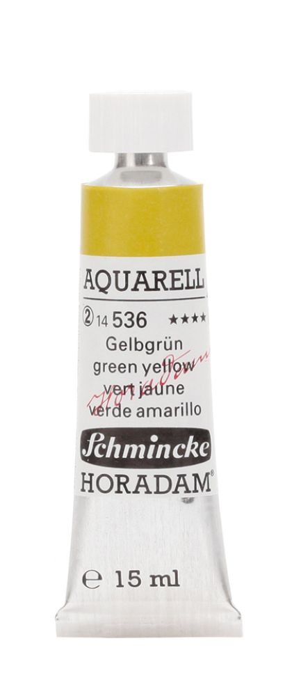 Schmincke Horadam Aquarellfarbe 15ml Tube PG 2