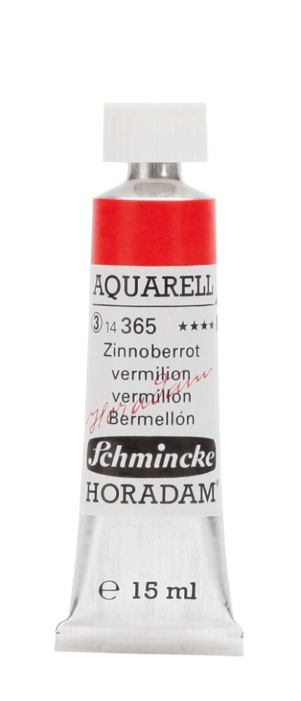 Schmincke Horadam Aquarellfarbe 15 ml Tube PG 3