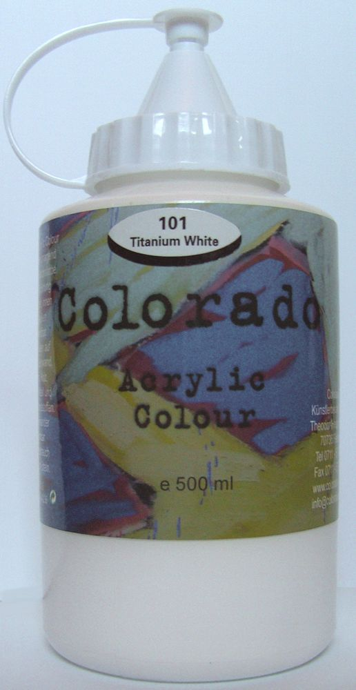Colorado Acrylfarben 500ml