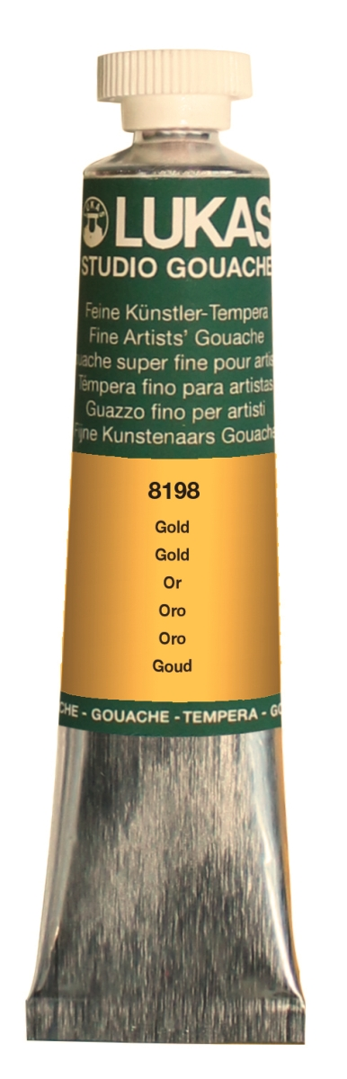 Lukas Studio Gouache 20 ml metallic