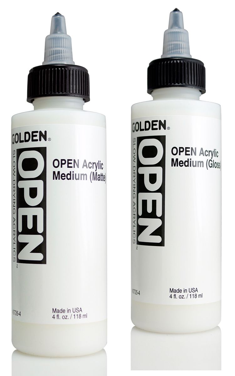 OPEN Medium matt 119ml