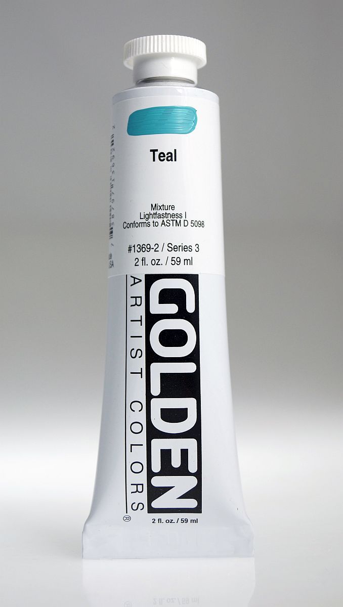 Golden Heavy Body Acrylfarbe 59ml Tube PG 3
