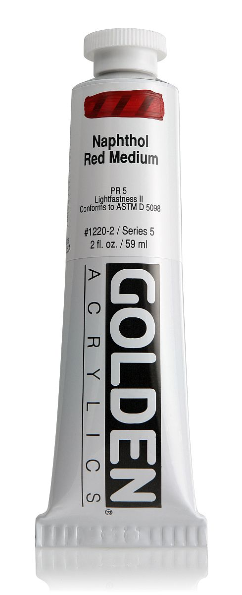 Golden Heavy Body Acrylfarbe 59ml Tube PG 5