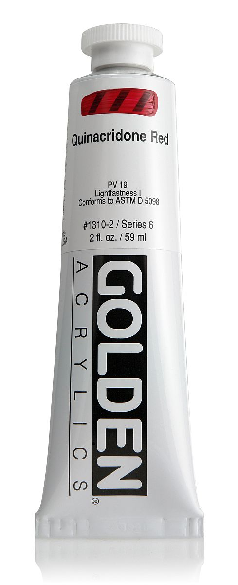 Golden Heavy Body Acrylfarbe 59ml Tube PG 6