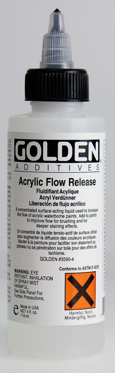 Golden Flow Release 119ml Dose
