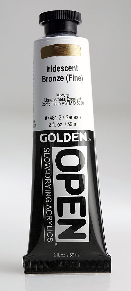Golden OPEN Acryl 59ml PG 7