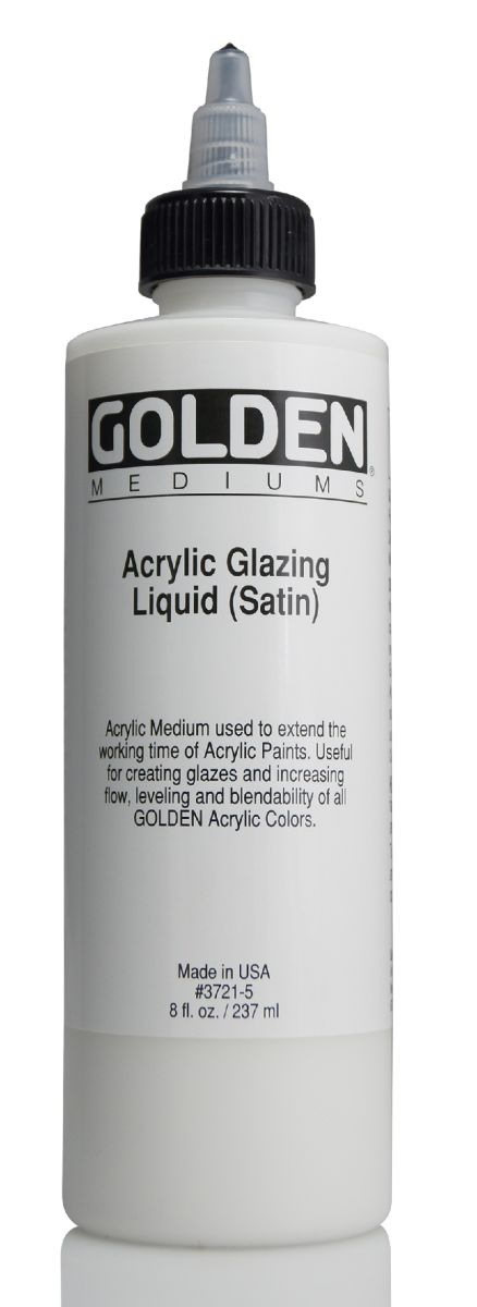 Golden Acrylic Glazing Liquid 946ml Flasche