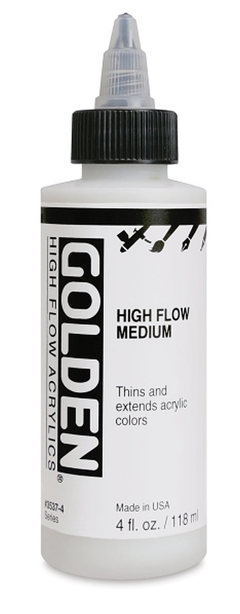Golden High Flow Medium 118 ml
