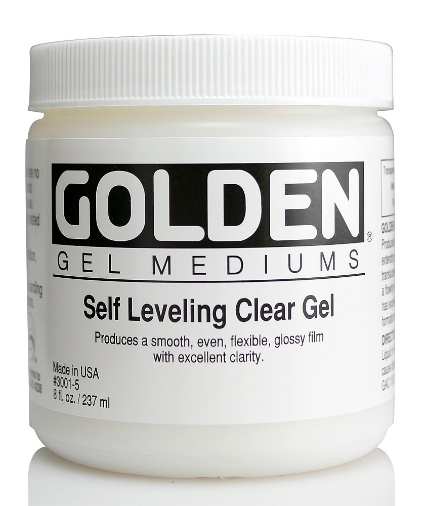 Golden Self Leveling Clear Gel 236ml