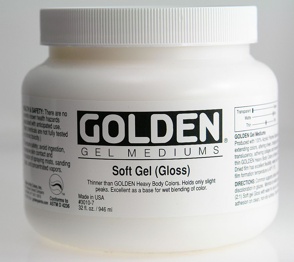 Golden Soft Gel 946ml