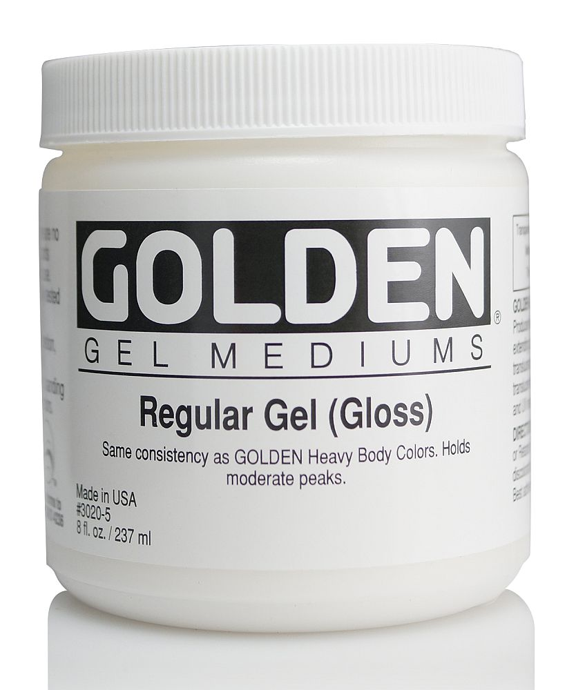 Golden Regular Gel 236ml