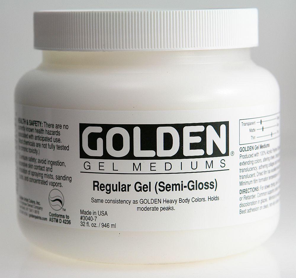 Golden Regular Gel 946ml