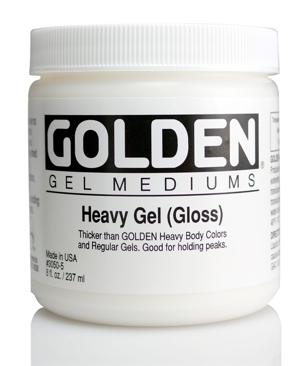Golden Heavy Gel 236ml