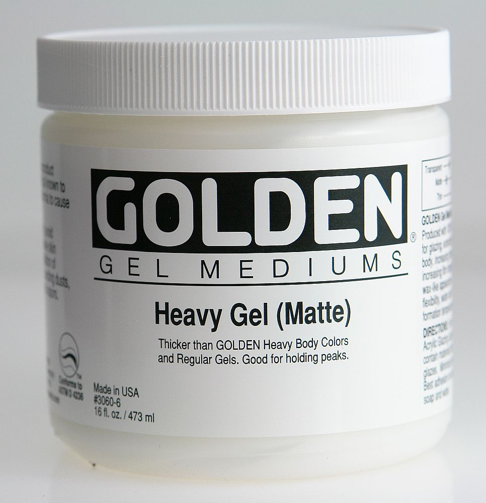 Golden Heavy Gel 473ml