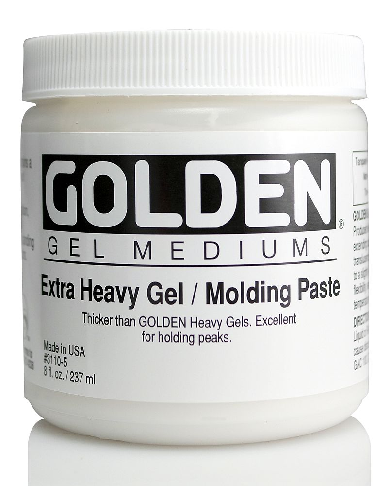 Golden Extra Heavy Gel 3,78l