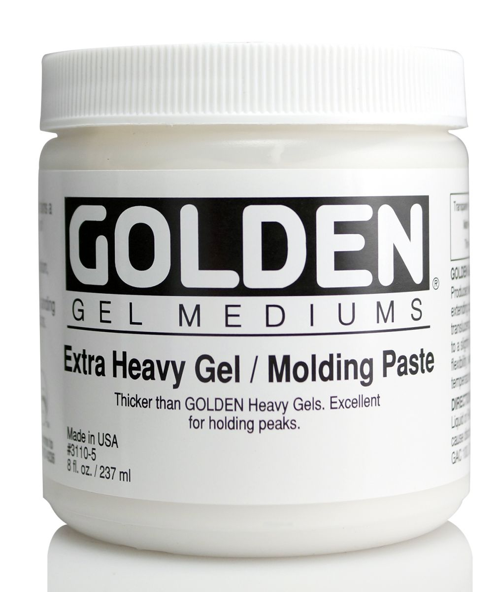 Golden Extra Heavyl/Molding Paste 119ml Dose