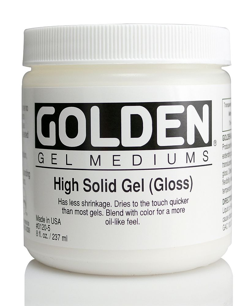 Golden High Solid Gel 946ml