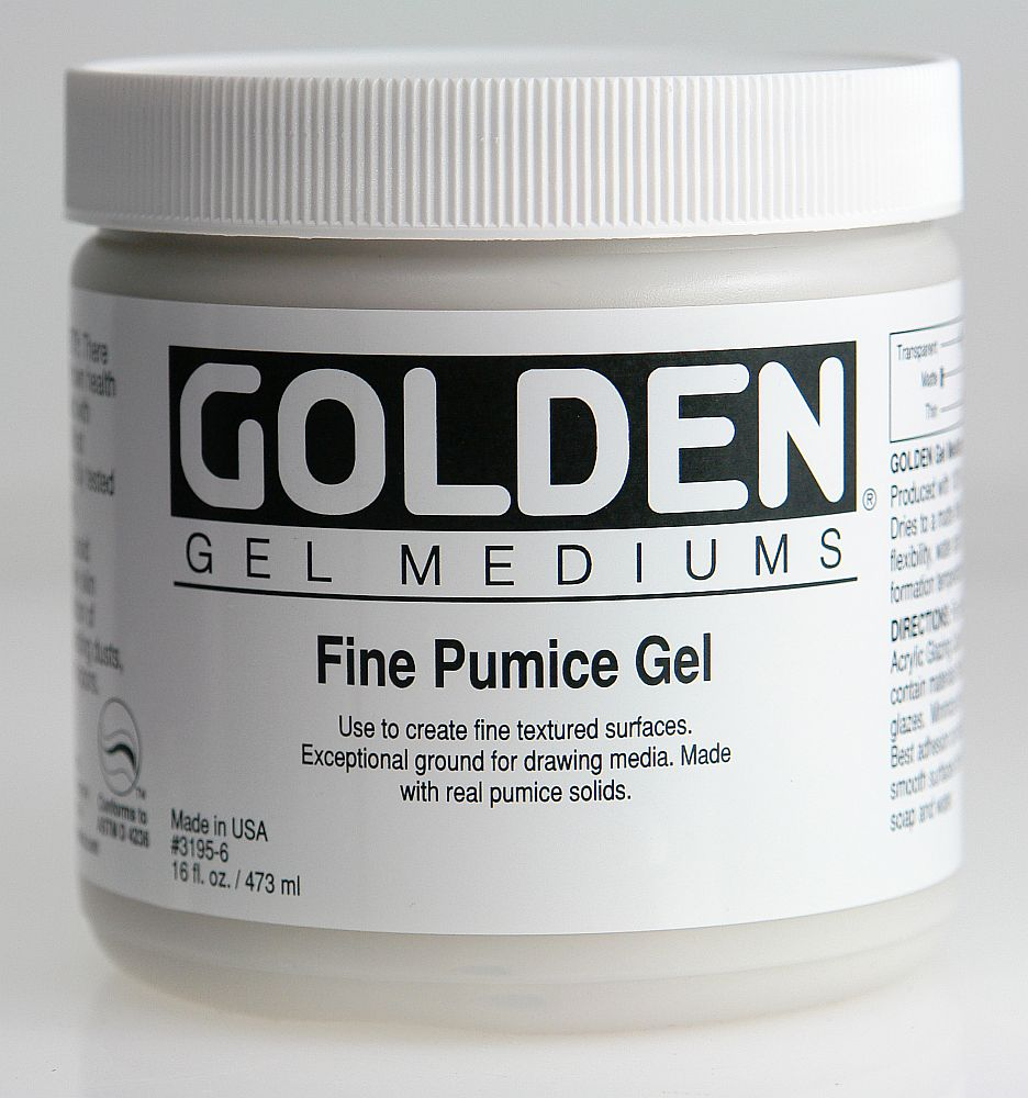 Golden Pumice Gel 473ml