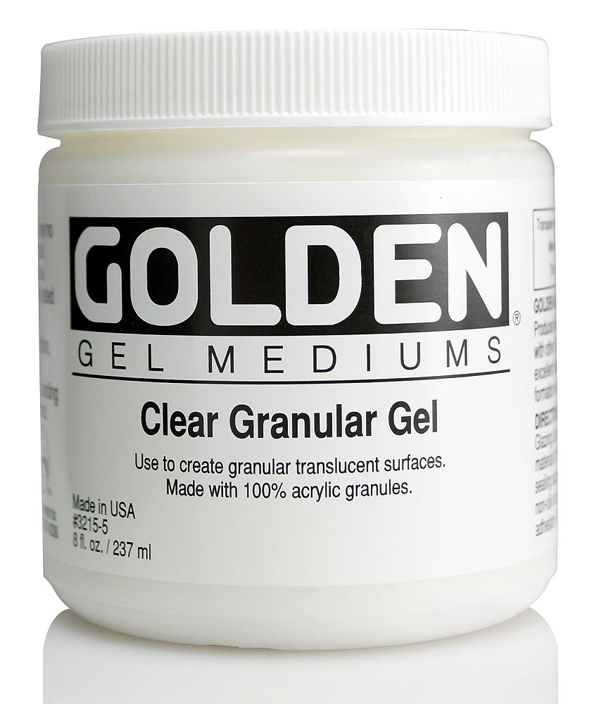 Golden Clear Granular Gel 3,78l Eimer