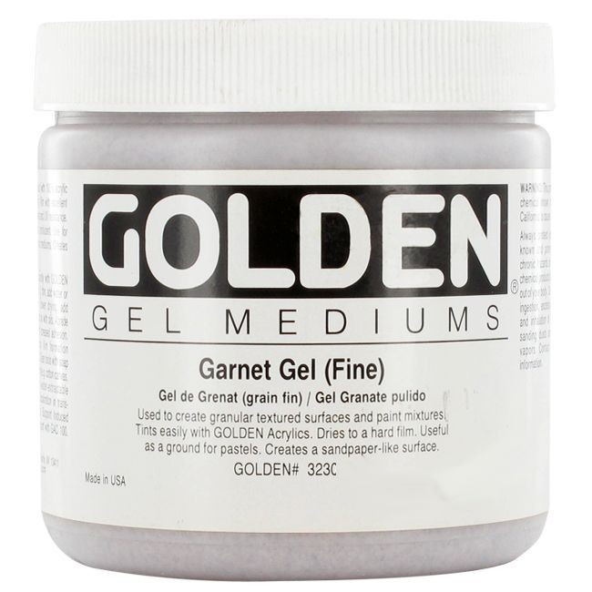 Golden Garnet Gel 236ml Dose