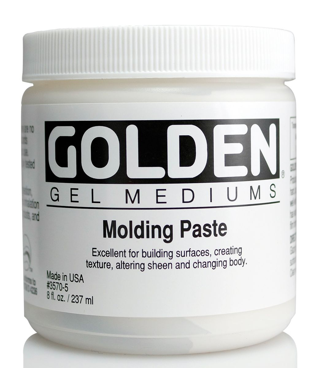 Golden Molding Paste 236ml Dose