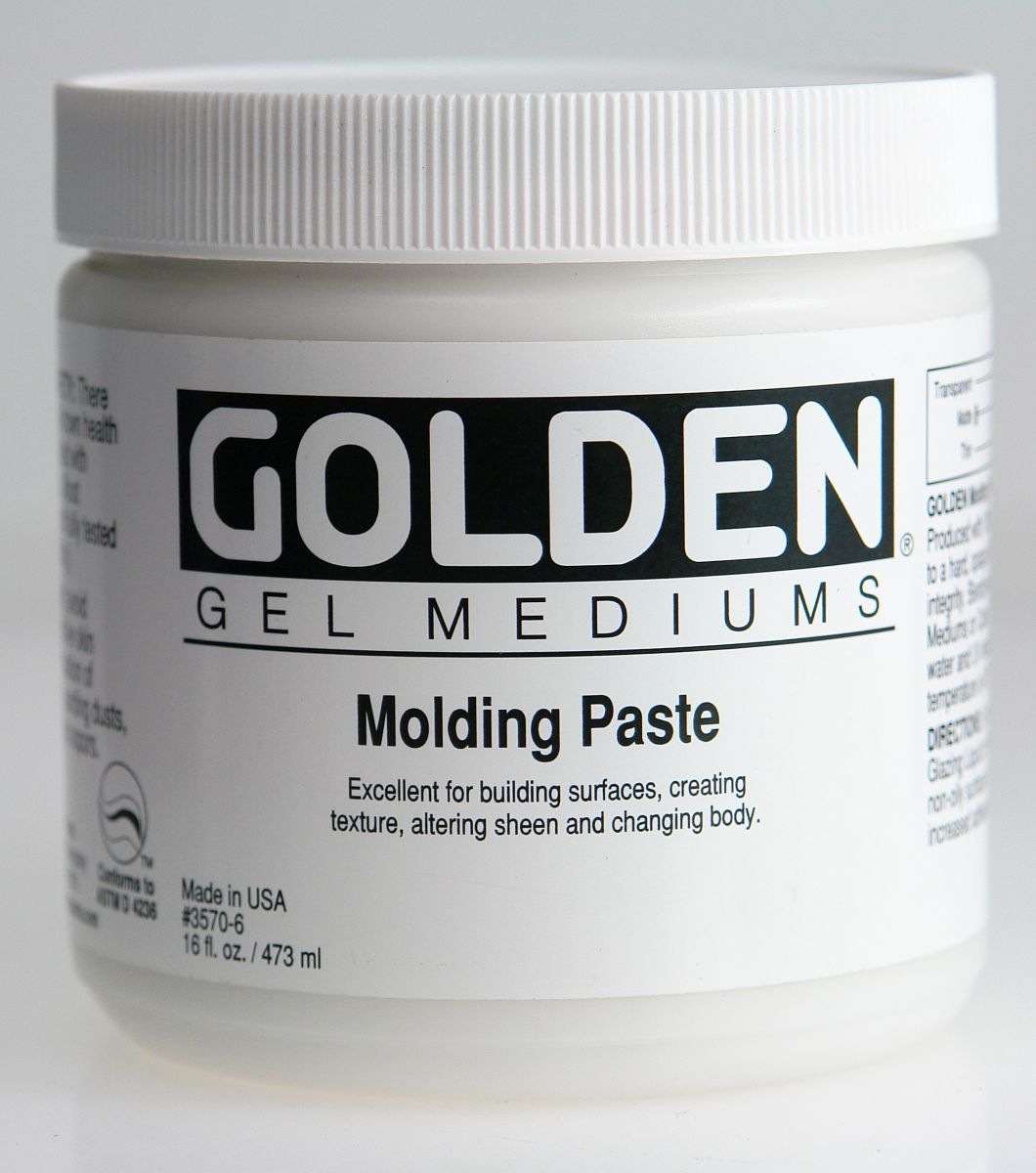 Golden Molding Paste 473ml Dose