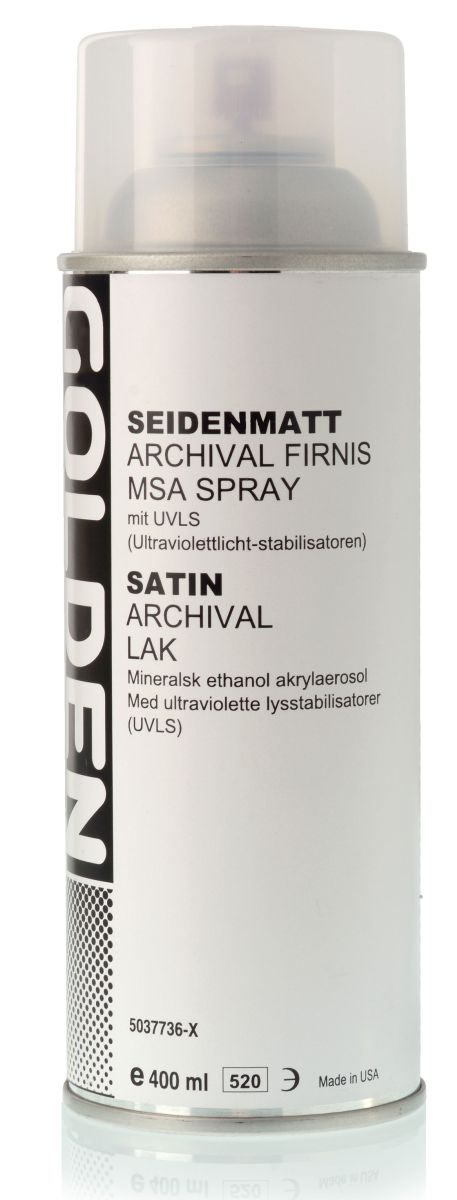 Golden Archivierungsspray 355ml Dose