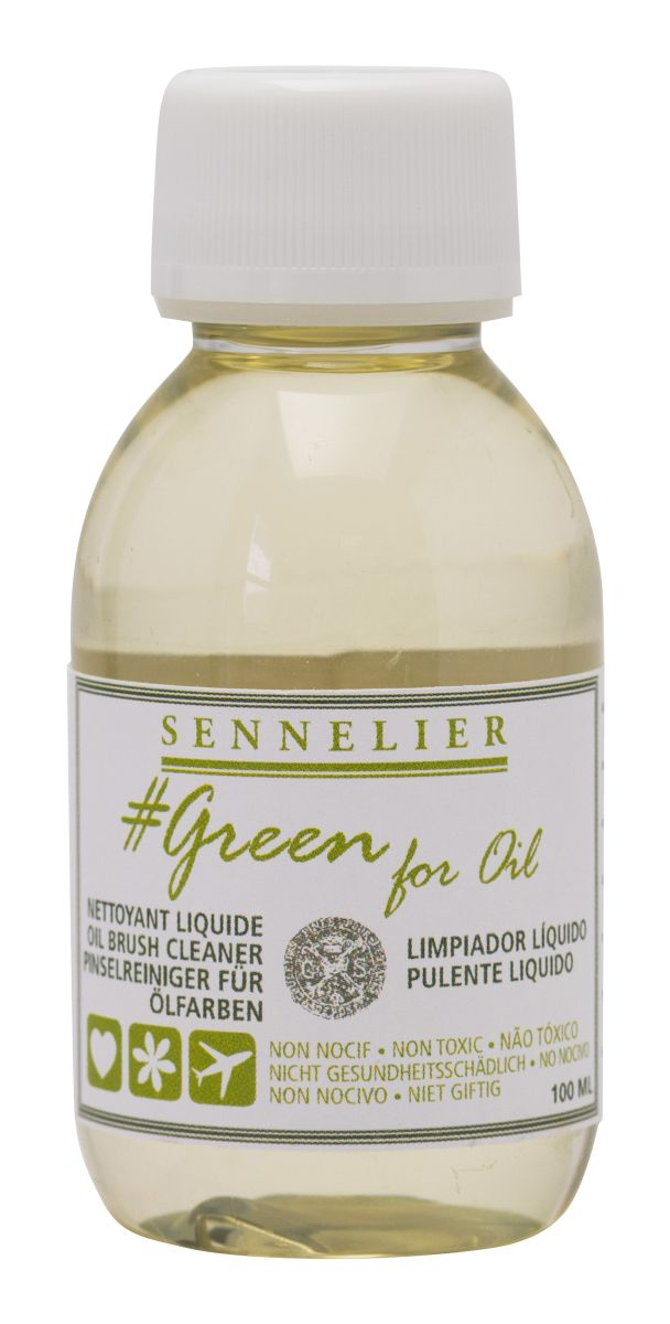 Sennelier Green for Oil Pinselreiniger 100 ml