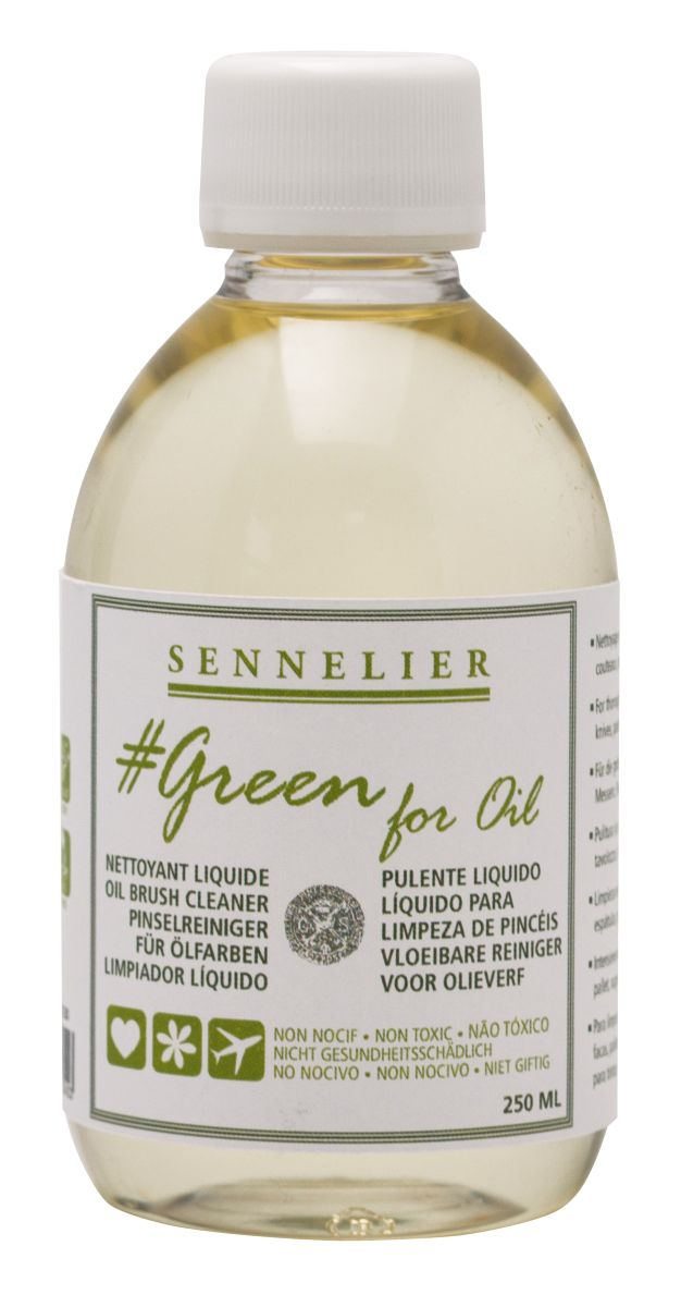 Sennelier Green for Oil Pinselreiniger 250 ml