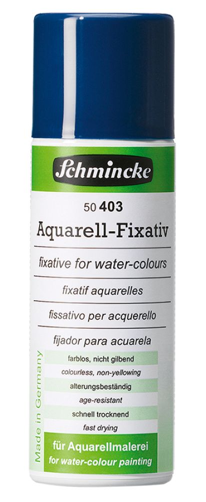 Schmincke Aquarellfixativ 300ml Aerospray