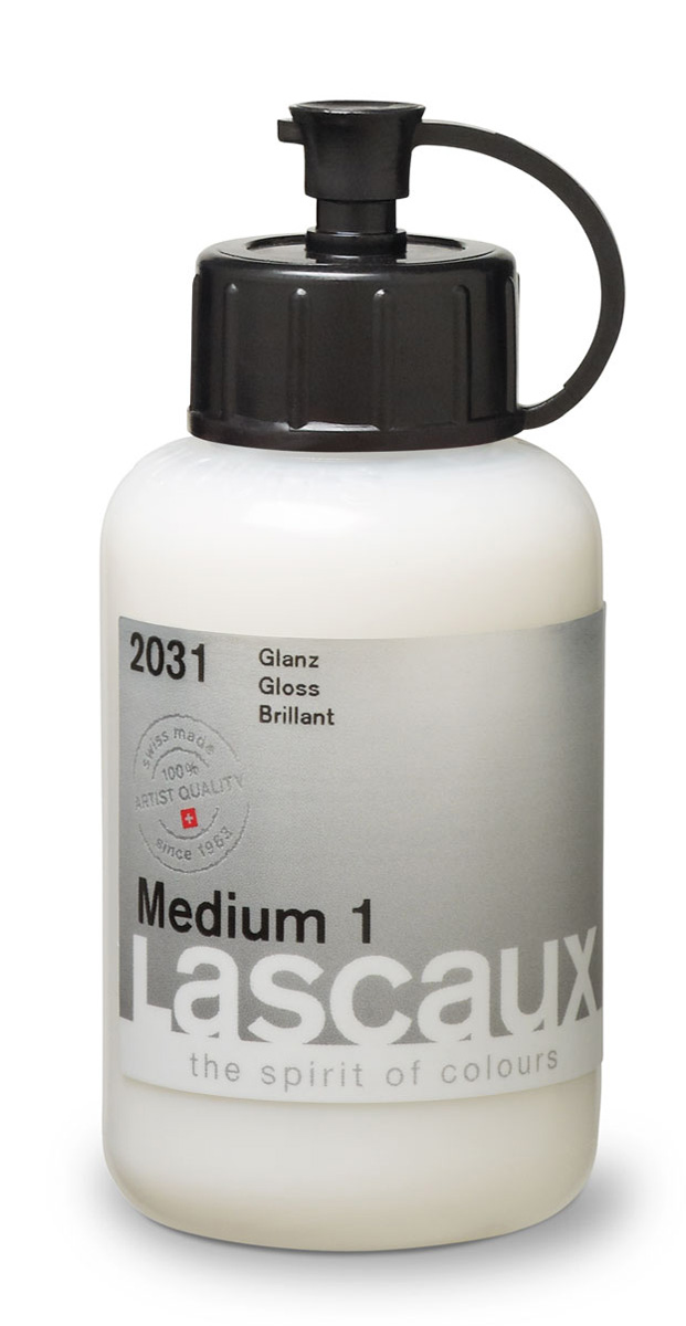 Lascaux Medium 1 glanz 85 ml