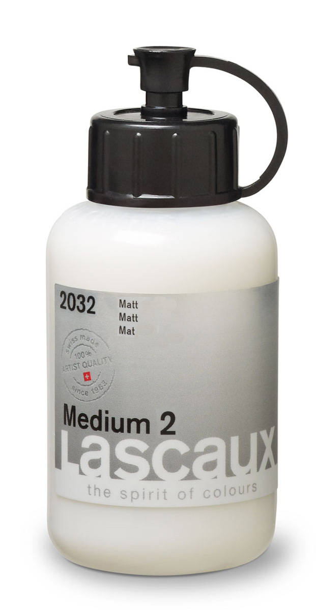 Lascaux Medium 2 matt 85 ml