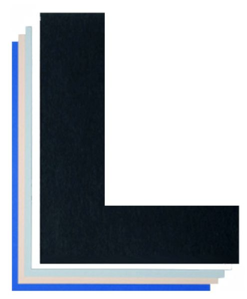 colorado passepartoutkarton colourmount 1 25mm 81 5x112 5cm. Black Bedroom Furniture Sets. Home Design Ideas