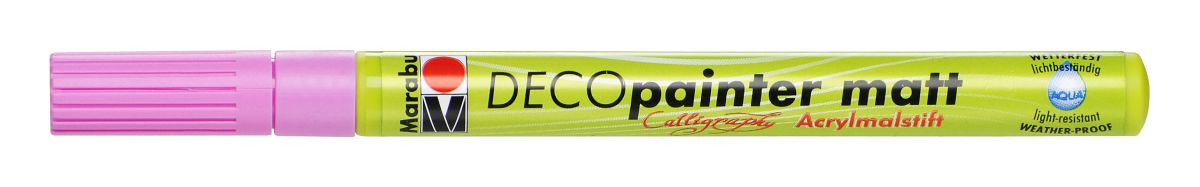 Marabu Deco Painter Acrylmalstift 0,8-1 mm