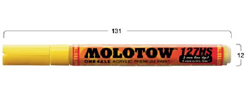 Molotow One4All 127HS 2 mm Spitze
