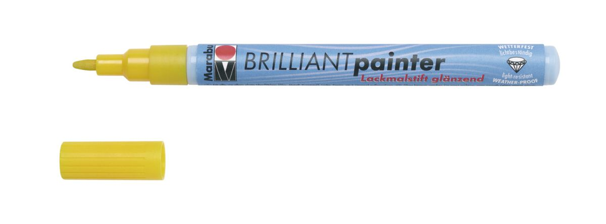 Marabu Brilliant Lackmalstift 1-2 mm